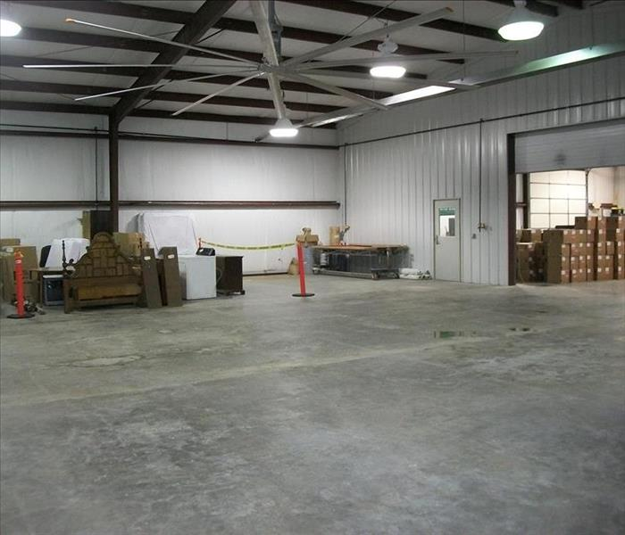 Interior view of our 12,000 square foot facility