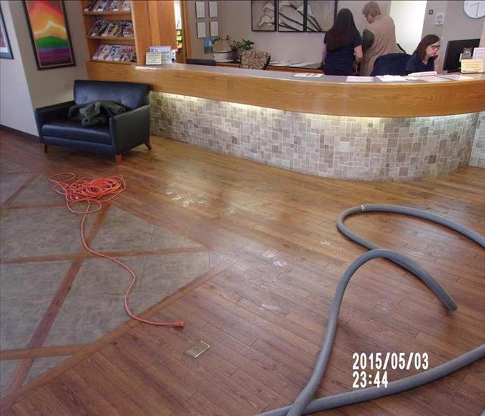 Local Dentist Office Water Damage
