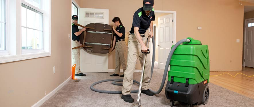 Mountain Home, AR residential restoration cleaning